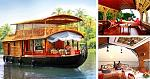 Houseboat tour in Kumarakom