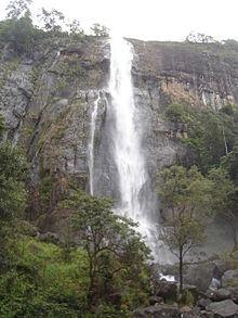 Diyaluma Waterfalls.one of the beautiful water falls in sri lanka.