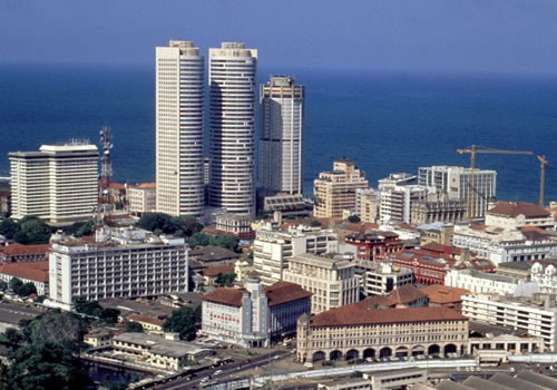colombo  the capitol